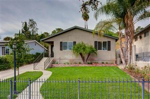 Photo of 4455 LOWELL Avenue, Los Angeles , CA 90032 (MLS # 817002850)