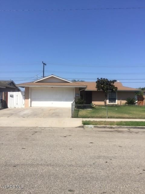 Photo for 2451 TRINITY Place, Oxnard, CA 93033 (MLS # 217010850)