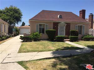 Photo of 3715 OLMSTED Avenue, Los Angeles , CA 90018 (MLS # 17288856)