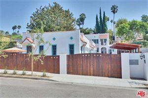 Photo of 1548 MICHELTORENA Street #1/2, Los Angeles , CA 90026 (MLS # 17276866)