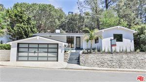Photo of 3116 North BEACHWOOD Drive, Los Angeles , CA 90068 (MLS # 17250872)