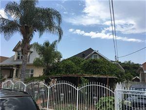 Photo of 1802 MAGNOLIA Avenue, Los Angeles , CA 90006 (MLS # SR17143872)