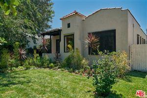 Photo of 729 North SPAULDING Avenue, Los Angeles , CA 90046 (MLS # 17253880)