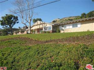 Photo of 6363 SYCAMORE MEADOWS Drive, Malibu, CA 90265 (MLS # 17278886)