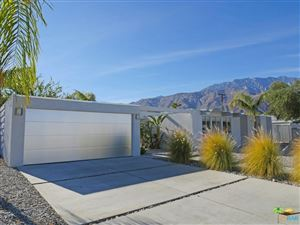 Photo of 1077 East FRANCIS Drive, Palm Springs, CA 92262 (MLS # 16183798PS)
