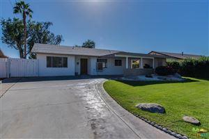 Photo of 77025 CALIFORNIA Drive, Palm Desert, CA 92211 (MLS # 17290458PS)