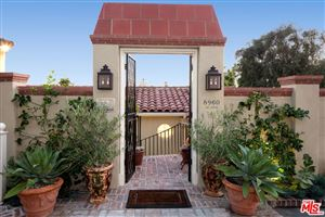 Photo of 8960 ST IVES Drive, Los Angeles , CA 90069 (MLS # 17278900)