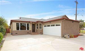 Photo of 11674 PORT Road, Culver City, CA 90230 (MLS # 17289926)