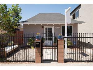 Photo of 5757 WHITNALL, North Hollywood, CA 91601 (MLS # SR17175930)