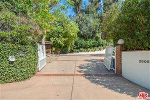 Photo of 2808 WOODSTOCK Road, Los Angeles , CA 90046 (MLS # 17271954)