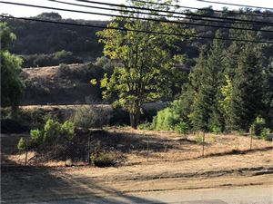 Photo of 24541 MULHOLLAND, Calabasas, CA 91302 (MLS # SR17227955)