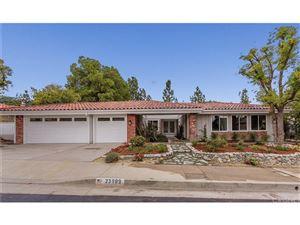 Photo of 23809 POSEY Lane, West Hills, CA 91304 (MLS # SR17250956)