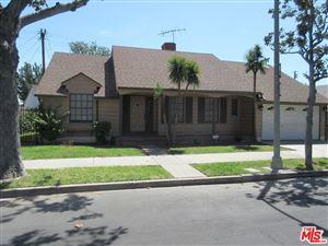 Photo of 3950 HUBERT Avenue, Los Angeles , CA 90008 (MLS # 17245960)