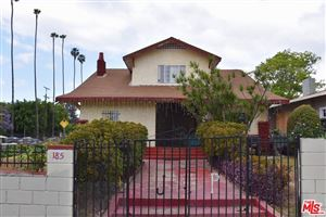 Photo of 185 South ARDMORE Avenue, Los Angeles , CA 90004 (MLS # 17230962)