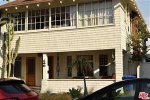 Photo of 143 WADSWORTH Avenue, Santa Monica, CA 90405 (MLS # 17252962)