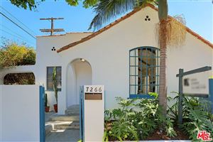 Photo of 7266 WARING Avenue, Los Angeles , CA 90046 (MLS # 17239970)