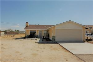 Photo of 15635 BURWOOD Road, Victorville, CA 92394 (MLS # 817001972)