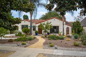 Photo of 392 South GREENWOOD Avenue, Pasadena, CA 91107 (MLS # 817001975)