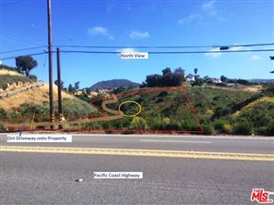 Photo of 28807 PACIFIC COAST Highway, Malibu, CA 90265 (MLS # 17234976)