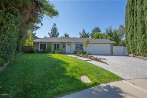 Photo of 2880 COTTONWOOD Court, Newbury Park, CA 91320 (MLS # 217008997)