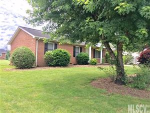 Photo of 2659 ICARD RHODHISS RD, Connelly Springs, NC 28612 (MLS # 9594158)