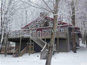 Photo of 100 POND CREEK RD, Beech Mountain, NC 28604 (MLS # 9596606)