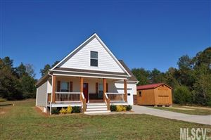 Photo of 8461 HUFFMAN AVE, Connelly Springs, NC 28612 (MLS # 9596615)