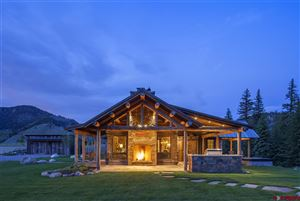 Photo of 1120 Wildwater Way, Almont, CO 81210 (MLS # 731312)