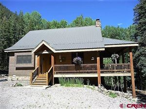 Photo of 1524 CR 36, Lake City, CO 81235 (MLS # 739567)