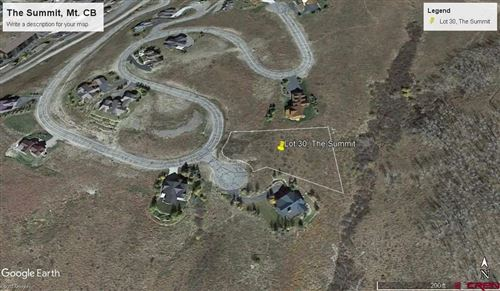 Photo of 1 Summit Ct. Road, Mt. Crested Butte, CO 81225 (MLS # 738741)