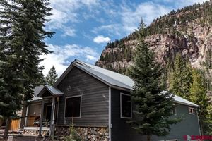 Photo of 118 Ouray Vista Lane, Ouray, CO 81427 (MLS # 738793)