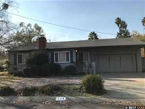 Photo of 924 Jeffry Dr, PLEASANT HILL, CA 94523 (MLS # 40805534)