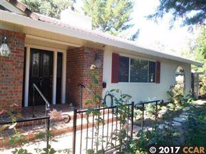 Photo of 1396 Casa Vallecita, ALAMO, CA 94507 (MLS # 40794915)