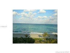 Photo of 2080 S Ocean Dr # 1609, Hallandale, FL 33009 (MLS # A10083031)
