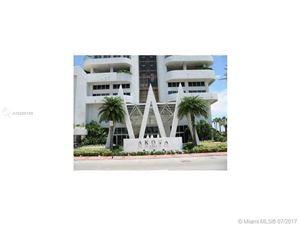 Photo of 6365 COLLINS AV #2511, Miami Beach, FL 33141 (MLS # A10265105)