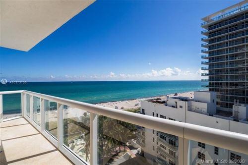 Photo of 3801 Collins Ave #1101, Miami Beach, FL 33140 (MLS # A10373136)
