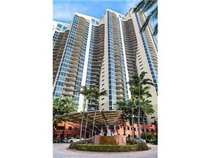 Photo of 17555 Collins # 3601,3, Sunny Isles Beach, FL 33160 (MLS # A10282189)