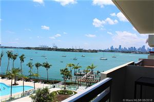Photo of 1500 BAY RD # 530S, Miami Beach, FL 33139 (MLS # A10316266)