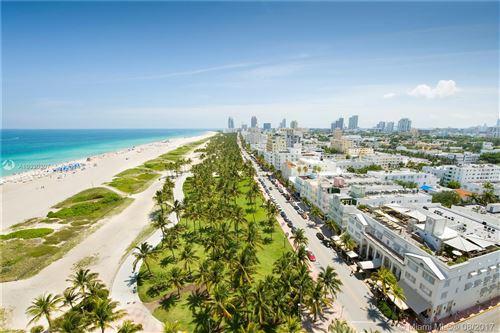 Photo of 1455 Ocean Dr #1603/4, Miami Beach, FL 33139 (MLS # A10330307)