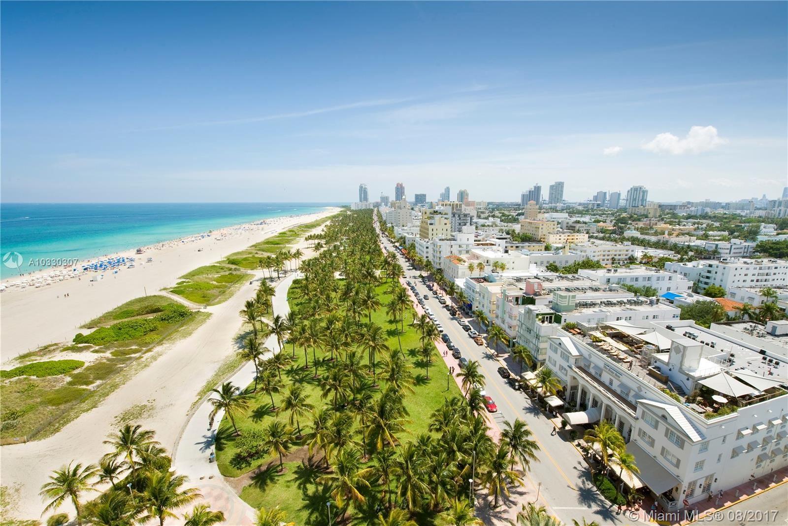 Photo for 1455 Ocean Dr #1603/4, Miami Beach, FL 33139 (MLS # A10330307)