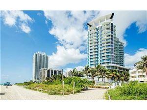 Photo of 6515 Collins Ave #1501, Miami Beach, FL 33141 (MLS # A10158315)