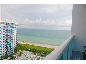 Photo of 2301 Collins Ave #1619, Miami Beach, FL 33139 (MLS # A10207527)