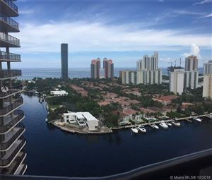 Photo of 19667 Turnberry Way #22-A, Aventura, FL 33180 (MLS # A10326529)