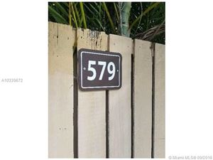 Photo of 579 Green Springs Pl #579, West Palm Beach, FL 33409 (MLS # A10339672)