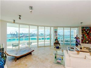 Photo of 1000 S Pointe Dr #2001, Miami Beach, FL 33139 (MLS # A10179675)