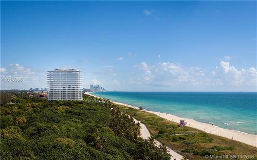 Photo of 8701 Collins Ave #601, Miami Beach, FL 33154 (MLS # A10180681)