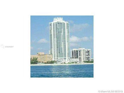 Photo of 6365 Collins Avenue #3007, Miami Beach, FL 33141 (MLS # A10343687)