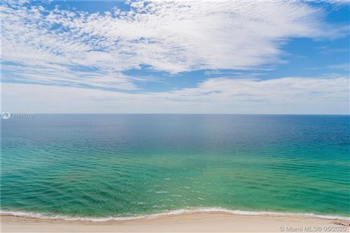 Photo of 17875 COLLINS AVE # 2501, Sunny Isles Beach, FL 33160 (MLS # A10052790)