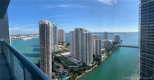 Photo of 465 Brickell Ave #3005, Miami, FL 33131 (MLS # A10127867)