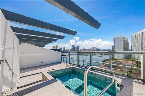 Photo of 3250 NE 188th St #UPH07, Miami, FL 33180 (MLS # A10331976)
